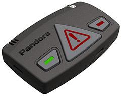 Брелок Pandora DX 5200