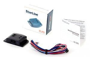 StarLine SS205 комплектация