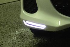Mazda 3 drl