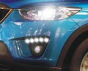 Mazda CX-5 drl