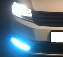 VW Passat B7 drl