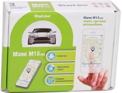 упаковка StarLine M15 Eco