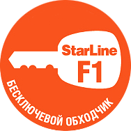 starline f1 стикер