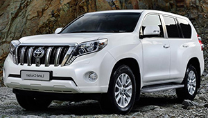 Toyota Land Cruiser Prado (2012-)