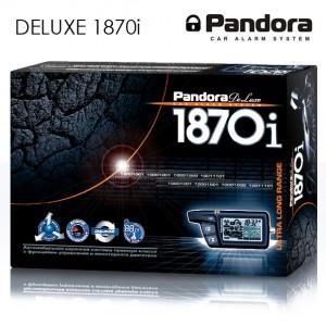 Автосигнализация Pandora DeLuxe 1870i-mod