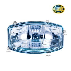 Оптический элемент Hella для Jumbo 320 FF Blue Light, дальний свет