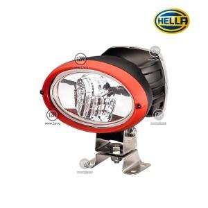 Фара рабочего освещения Hella Oval 100 Xenon-Powerpack (D1S)