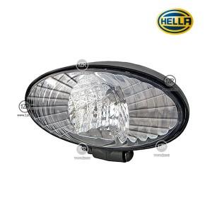 Фара рабочего освещения Hella Oval 90 (HB3)