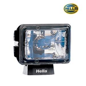 Противотуманная фара Hella Micro FF, с крышкой