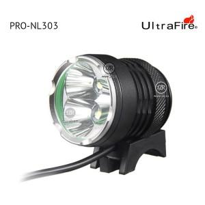 Велосипедная фара UltraFire PRO-NL303