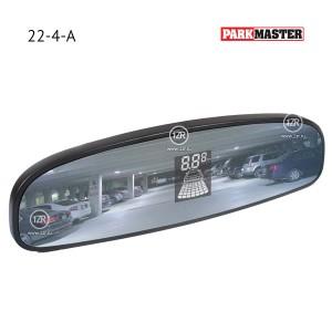 Парктроник ParkMaster 22-4-A (черные датчики)