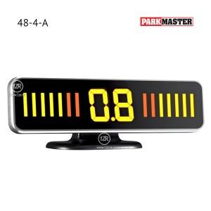 Парктроник ParkMaster 48-4-A (чёрные датчики)