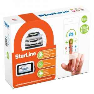 Автосигнализация StarLine E93 2CAN+2LIN