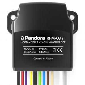 Беспроводной подкапотный модуль Pandora RHM-03 BT