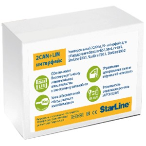 Модуль StarLine 2CAN+2LIN Мастер