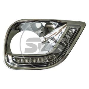 Дневные ходовые огни SVS Toyota RAV4 (2013-), Г-образный LED