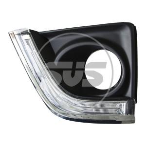 Дневные ходовые огни SVS Toyota Corolla (2014-), Г-образный LED