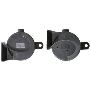Комплект звуковых сигналов SVS с разъeмом Hyundai/Kia, 400/500Hz