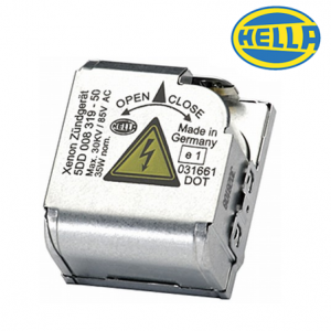Штатный игнитор Hella 5DD 008 (серебро)
