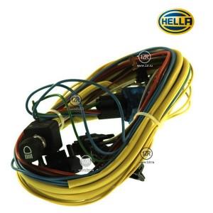 Провода подключения Hella для фар Luminator Metal/Chromium