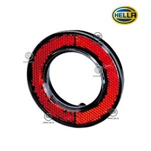 Декоративное кольцо Hella D55/98, красное