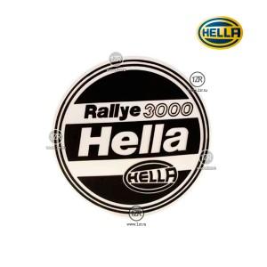 Крышка Hella для Rallye 3000 (пластик HDPE)