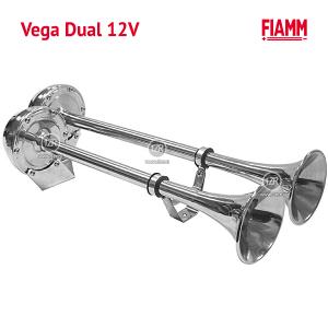 Звуковой сигнал FIAMM VEGA Dual 120dB, 12V, 310/370Hz