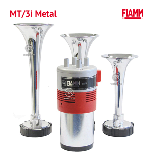 Звуковой сигнал FIAMM MT3i Metal 12V, 116dB, 622/695/788Hz