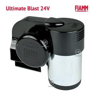 Звуковой сигнал FIAMM Ultimate Blast 115dB, 24V, 530/660Hz