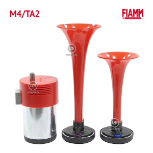 Звуковой сигнал FIAMM M4/TA2 12V, 116dB, 655/828Hz
