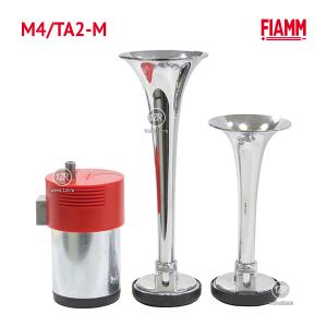 Звуковой сигнал FIAMM M4/TA2-M 12V, 116dB, 622/788Hz
