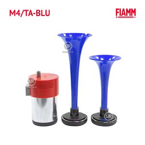Звуковой сигнал FIAMM M4/TA-BLU 12V, 116dB, 622/788Hz