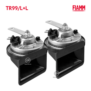 Звуковой сигнал FIAMM TR99/L+L 112dB, 24V, 420/420Hz