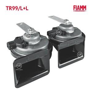 Звуковой сигнал FIAMM TR99/L+L JPT, 24V, 420/420Hz