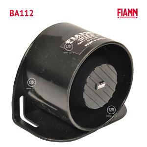 Звуковой сигнал FIAMM BA112 12/24V, 112dB, 1400Hz