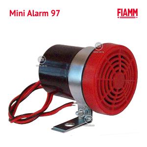 Звуковой сигнал FIAMM Mini Alarm 97dB, 1700Hz