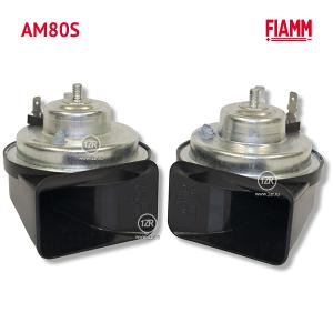 Звуковой сигнал FIAMM AM80S 110dB, 12V, 405/500Hz