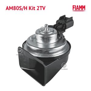 Звуковой сигнал FIAMM AM80S/H Kit 2TV 12V, 107dB, 500Hz