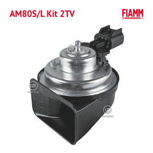 Звуковой сигнал FIAMM AM80S/L Kit 2TV 12V, 107dB, 405Hz