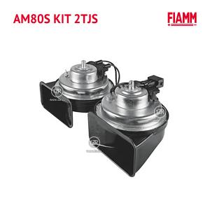 Звуковой сигнал FIAMM AM80S KIT 2TJS 110dB, 12V, 405/500Hz