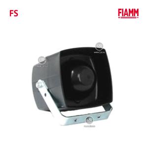 Мегафон FIAMM FS, 12/24V, 113dB, 700-7500Hz