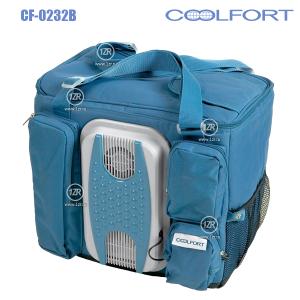 Термоэлектрическая сумка-холодильник Coolfort CF-0232 B