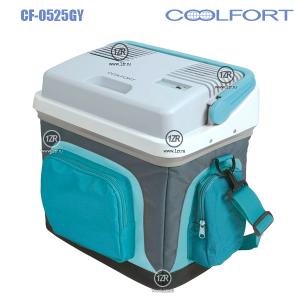 Термоэлектрический автохолодильник Coolfort CF-0525 GY