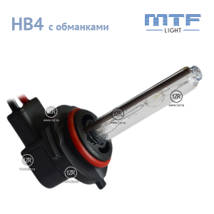 Ксенон MTF-Light 50W с обманкой HB4 4300К