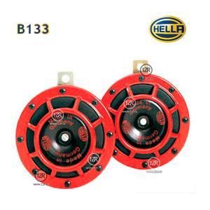 Звуковой сигнал Hella B133, 12V, 300/500Hz