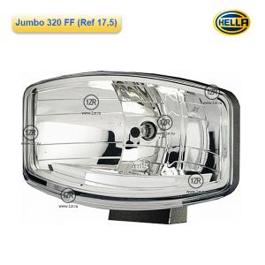 Фара дальнего света Hella Jumbo 320 FF (Ref. 17.5)