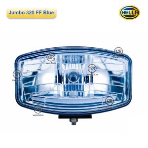 Фара дальнего света Hella Jumbo 320 FF Blue Light