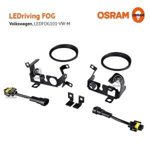 Набор креплений Osram LEDriving FOG для Volkswagen