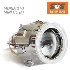 Биксеноновые линзы Morimoto Mini H1 CCFL (маска A)