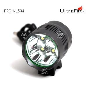 Велосипедная фара UltraFire PRO-NL304